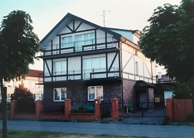 Dom Ustka, ul. Informacja w Biurze