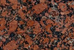Parapety na Wymiar!!! Granit Sun Red 2/3 cm Grubości Dostawa Gratis!
