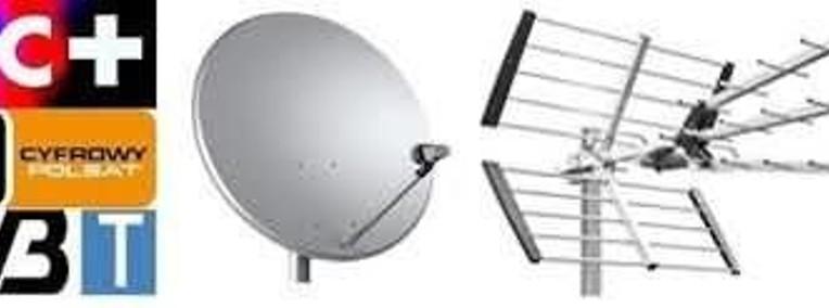Montaż, Serwis ustawianie anten satelitarnych Chęciny Najtaniej-1