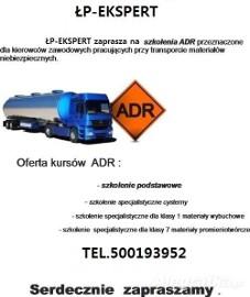 Kursy ADR