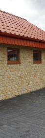 Kamień  ścienny na elewacje dom zewnętrzny do czerwonego dachu -4