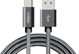 Oryginalny Kabel ROCK USB TYP C Do telefonu