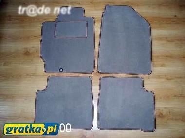 Nissan Altima III 2002-2006 r. najwyższej jakości dywaniki samochodowe z grubego weluru z gumą od spodu, dedykowane Nissan Altima-1