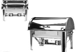 Podgrzewacz stołowy GN 1/1 9L uchylna pokrywa 90°