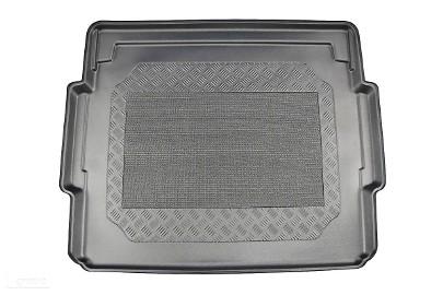 CITROEN C5 AIRCROSS od 02.2019 r. do teraz na górny bagażnik mata bagażnika - idealnie dopasowana do kształtu bagażnika Citroen C5