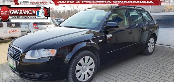 Audi A4 III (B7) 2.0 130 KM B+GAZ climatronic zarejestr. gwarancja
