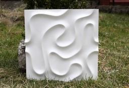 Wodoodporny, ścienny panel 3d - Debka (produkcja)