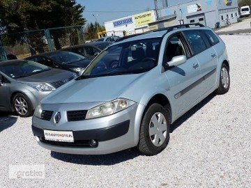 Renault Megane II 1.5dCi 82KM Klimatyzacja