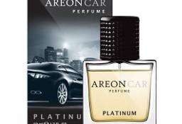 Areon PERFUME 50ML Platinum PERFUMY DO SAMOCHODU
