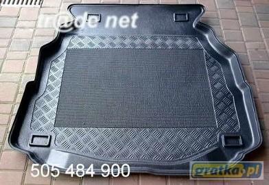 MERCEDES C W203 sedan 2001-2007 mata bagażnika - idealnie dopasowana Mercedes-Benz Klasa C