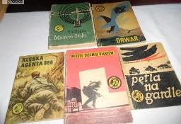 do sprzedania ksiazki z serii ,, Zółty tygrys ROK 1962 68