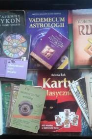 Tarot, runy, horoskop, magia, znaki zodiaku, sennik) książki i karty -2