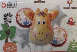 balony na hel balony foliowe
