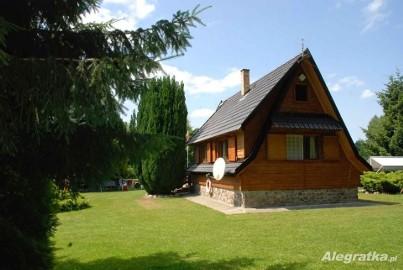 Ferienhaus - Holzhaus mieten ostsee Nörenberg-Ińsko