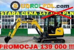 Nowa minikoparka YANMAR SV26