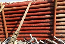 Stemple budowlane Podpory używane Dźwigary H20 Głoice HURTOWNIA!