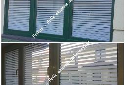 Folie okienne Sokołów Podlaski- Oklejanie szyb