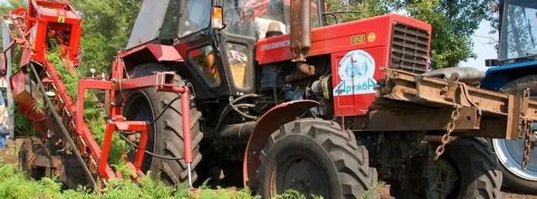 Ukraina.Kupie ciagniki rolnicze MTZ82 Belarus,maszyny,kopaczke, sprzet-1