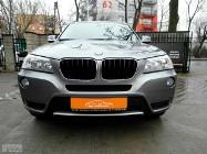 BMW X3 II (F25) X3 Xdrive! Navi! Tempomat! Parktronik!