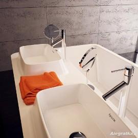 Wyposażenie łazienki dla ludzi nietuzinkowych. Najlepsze rozwiązania w klasie premium! Luxum - nowoczesne łazienki kompozytowe Corian