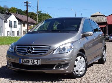 Mercedes-Benz Klasa B W245 1.7 115PS Elegance 134000km Oryginalny lakier!!-1