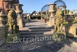 Lwy z brązu , Lew z brązu , Rzeźba Lwa z brązu .- Lwy pałacowe H200cm