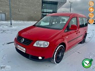 Volkswagen Caddy III 1.9tdi automat wer.MAXI 7 os.full serwis zamiana 1 rok gwarancji