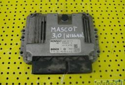 Komputer silnika Renault Mascot Mascott 3.0 Dci Renault Mascott