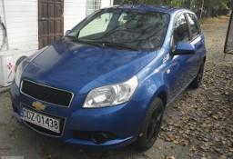 Chevrolet Aveo 1.2 FL zarejestr.5-drzwi klima I rej.2011 rGWARAN