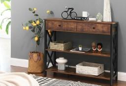 Konsola / komoda w stylu industrialnym, rustykalnym. Loft