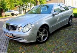 Mercedes-Benz Klasa E W211 2.2 CDI 122 KM 6-Biegów Avantgarde Xenon Navi