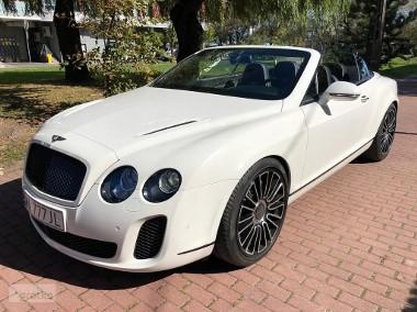 Bentley Continental II [GT] Supersports Cabrio-1