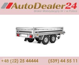 AutoDealer24.pl [NOWA FV Dowóz CAŁA EUROPA 7/24/365] 250 x 142 x 35 cm Brenderup 3251ST