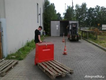 Kursy kierowców wózków widłowych, kat. IIWJO. Tychy, Oświęcim, Pszczyna.