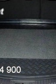 FORD MONDEO MK4 TOURNIER od 2010 do 2014 - kombi mata bagażnika - idealnie dopasowana do kształtu bagażnika; z pełnowymiarowym kołem zapasowym Ford Mondeo-2