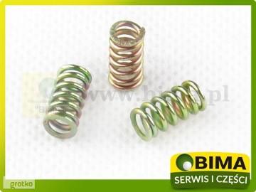 Sprężyna synchronizatorwa rewersu BIMA471 Renault AXOS 320,330,340,