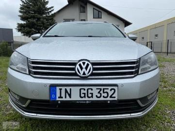 Volkswagen Passat B7 BEZWYP/OR.LAK/K.SERWIS/KLIMATR/170TKM/NIEMCY