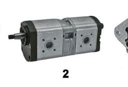 Pompa hydrauliczna do maszyn budowlanych - JCB