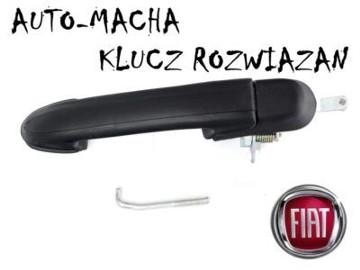 Fiat Brava Marea klamka klamki tylna tył NOWY WYSYLKA