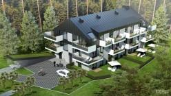 Nowe mieszkanie Niechorze, ul. Bursztynowa