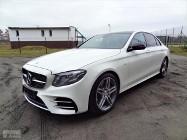 Mercedes-Benz Klasa E 3.0 435KM E53 AMG 4Matic+ 9-BIEG. Kamery BURMESTER