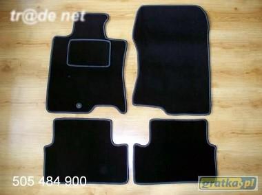 Honda Accord VIII od 2008r. sedan, kombi najwyższej jakości dywaniki samochodowe z grubego weluru z gumą od spodu, dedykowane Honda Accord-1