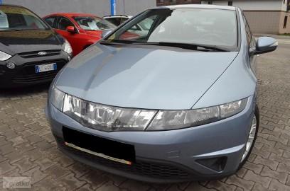 Honda Civic VIII 1-Własciciel Alu+Klima+Parktr+Koła Zima Oryg.Lak!