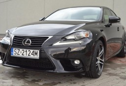 Lexus IS III XE39 2.0i 245 KM Elite Bi Xenon/ Navi/ Skóra/ Grzania/