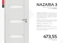 NOWOŚĆ - Drzwi wewnętrzne DOTIIE (drzwi do pokoju, drzwi do łazienki) - Nazaria