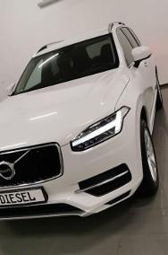 Volvo XC90 V 235KM 4X4 AWD INSCRIPTON Matrix VIRTUAL Display Navi Kamera FULL Gw.-2