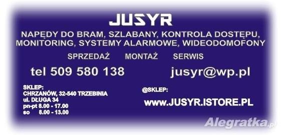 Alarm alarmy instalacja alarmowa Chrzanów Kraków Katowice