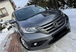 Honda CR-V IV 2.0i VTEC 155KM B+GAZ, Led, Kamera, Bezwypadek
