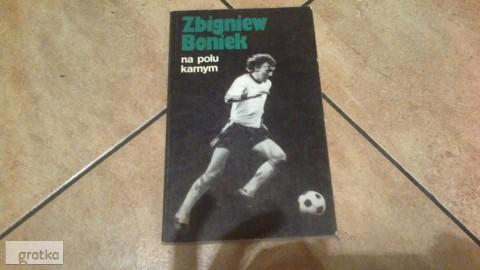 Na polu karnym- Zbigniew Boniek