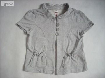 ONLY Bluza Zapinana Żakiecik Dres 34 36 XS S